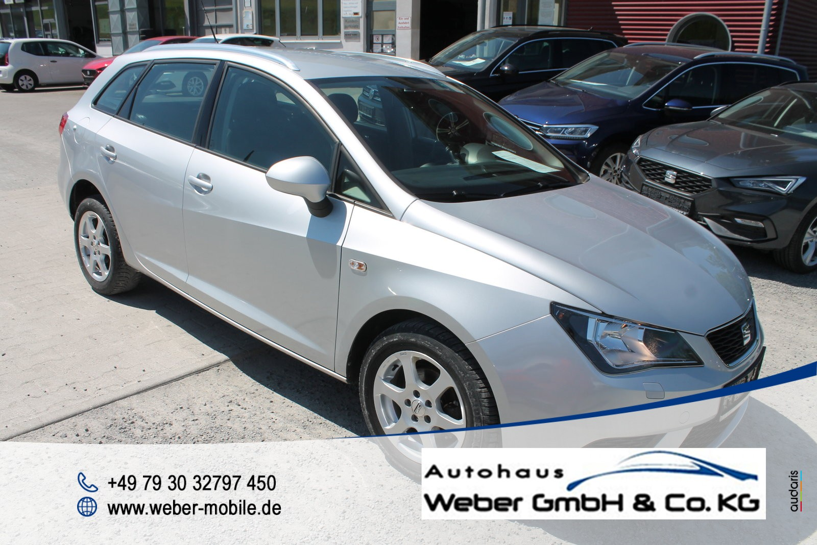 Seat Ibiza ST 1.2 *Style*Climatronic*SHZ*ISO FIX*Radio*, Jahr 2014, Benzin