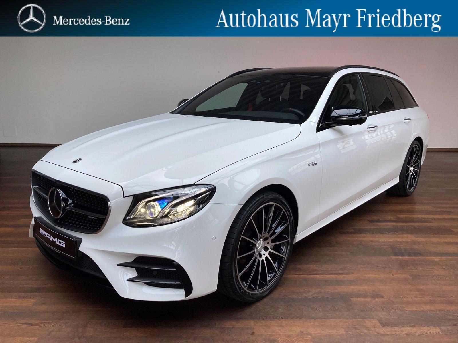 Mercedes-Benz Mercedes-AMG E 53 4M T NIGHT+DRIVERS P++AHK++HuD, Jahr 2019, Benzin