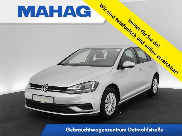 Volkswagen Golf VII 1.6 TDI Trendline Navi Bluetooth Sitzhz. 5-Gang, Jahr 2019, Diesel