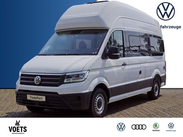 Volkswagen Grand California 600 2,0 l TDI (177 PS) DSG, Jahr 2020, Diesel