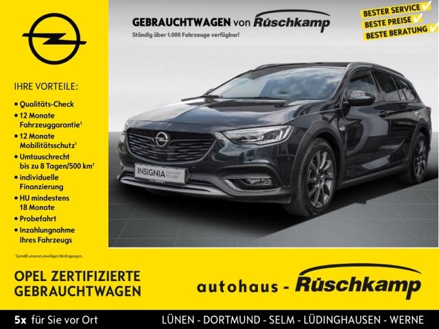 Opel Insignia Country Tourer Exclusive 4x4 2.0 BiTurbo AHK Standheizung, Jahr 2017, Diesel