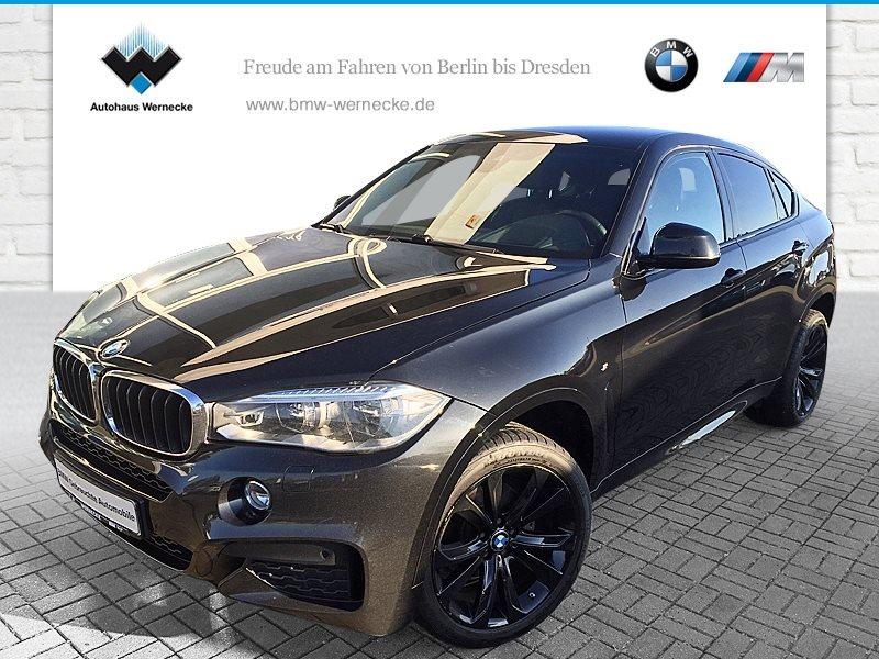 BMW X6 xDrive30d M Sportpaket Head-Up LED AHK Shz, Jahr 2014, diesel