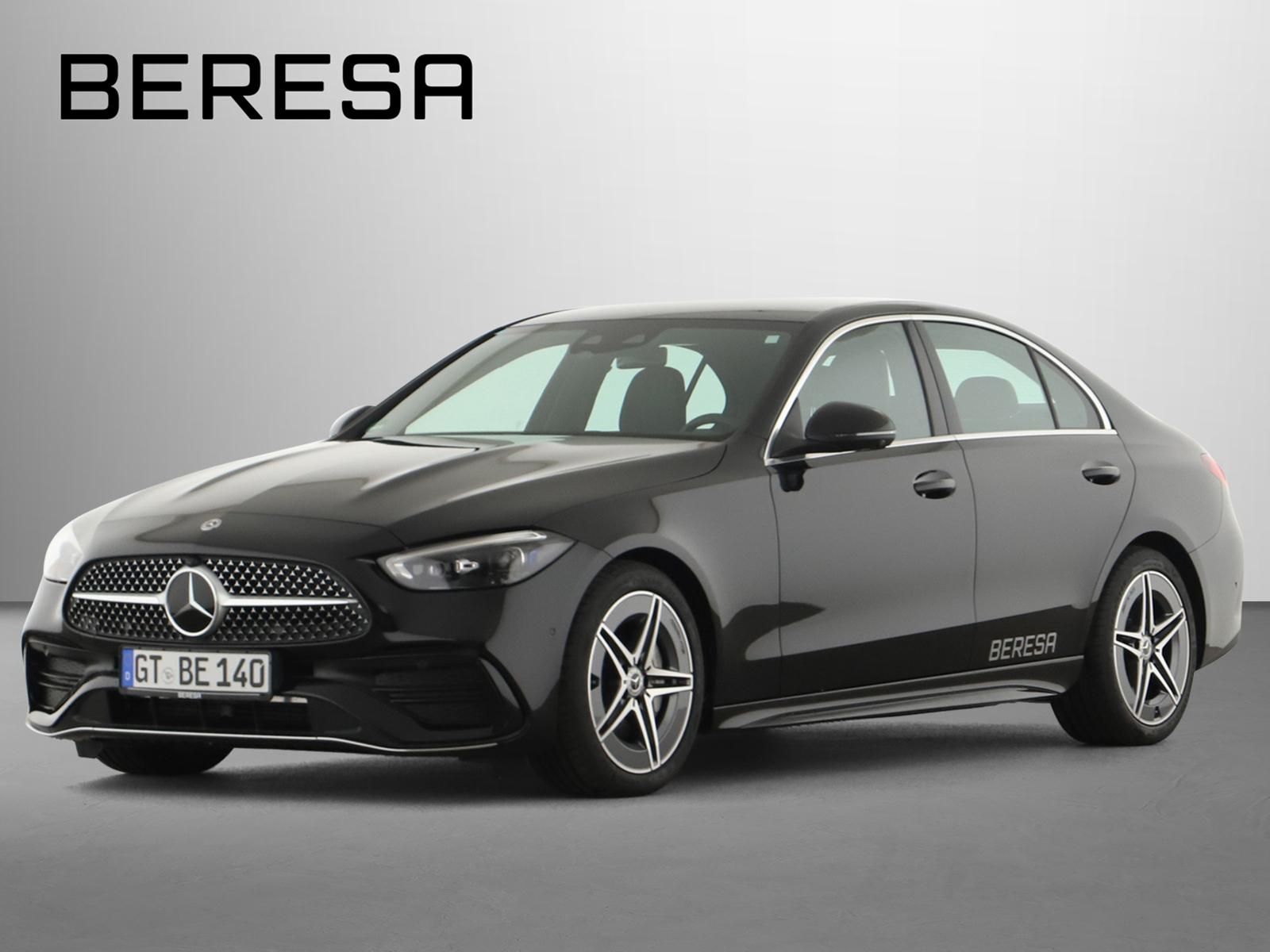 Mercedes-Benz C 300 d AMG Burmester Fahrassist. 360° PDC, Jahr 2021, Diesel