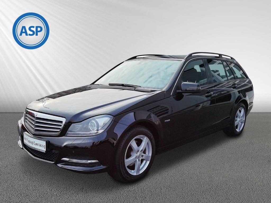Mercedes-Benz C 220 CDI Classic Edition BE NAVI+PDC+BI-XENON+PREMIUM-PAKET, Jahr 2013, Diesel