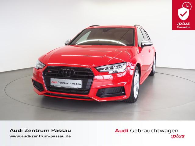 Audi S4 Avant 3.0 TFSI quattro tiptr./MATRIX-LED/NAVI+/AHK/PARKASS., Jahr 2017, petrol