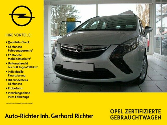 Opel Zafira Tourer Edition, Jahr 2014, Diesel