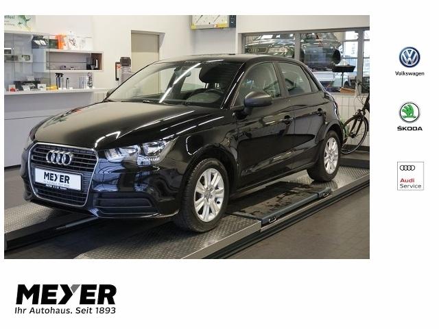 Audi A1 Attraction 1.2 TFSI *Climatronic, Sitzhzg., N, Jahr 2013, Benzin