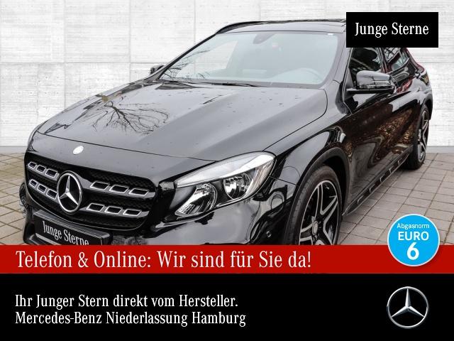 Mercedes-Benz GLA 250 AMG Exkl-Paket Pano Night Navi PTS 7G-DCT, Jahr 2017, Benzin