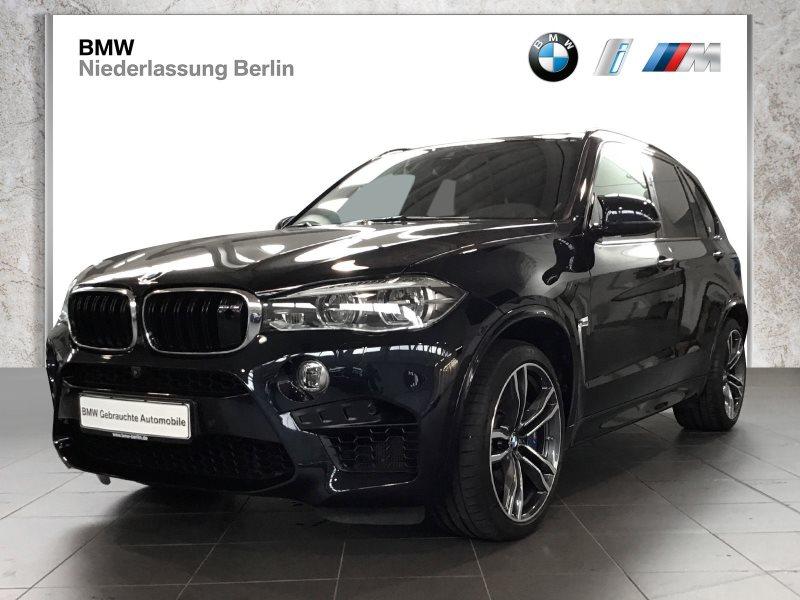 BMW X5 M EU6 NightVision MDriversPack. B&O Fond-Ent., Jahr 2017, Benzin