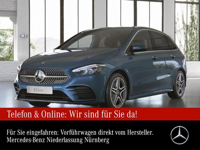 Mercedes-Benz B 220 AMG Navi Premium LED Kamera Spurhalt-Ass PTS, Jahr 2020, Benzin