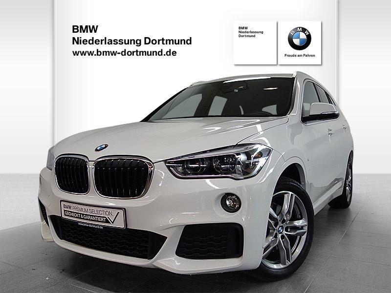 BMW X1 sDrive18d M Sportpaket, Jahr 2018, Diesel