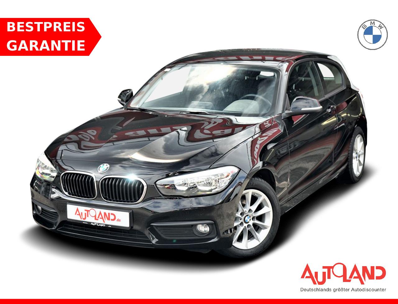 BMW 116, Jahr 2015, Benzin