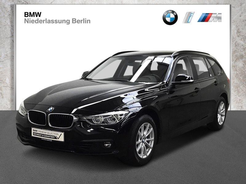 BMW 320i xDrive Tour. EU6 Aut. Leder LED Navi Prof., Jahr 2017, Benzin