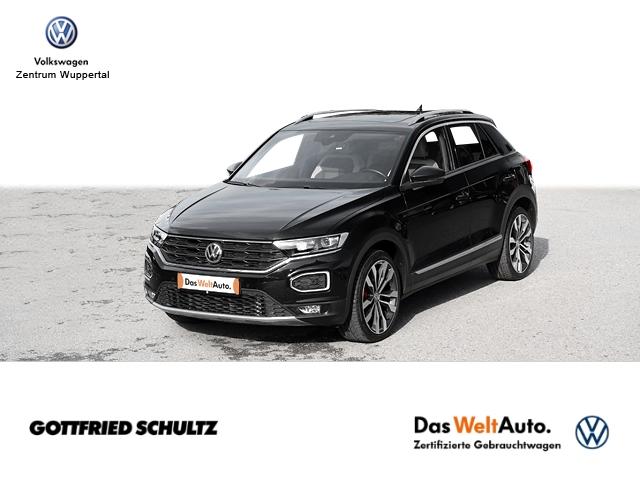 Volkswagen T-Roc 2 0 TSI Sport DSG 4M LED NAVI VC PANO SHZ PDC LM ZV, Jahr 2018, Benzin
