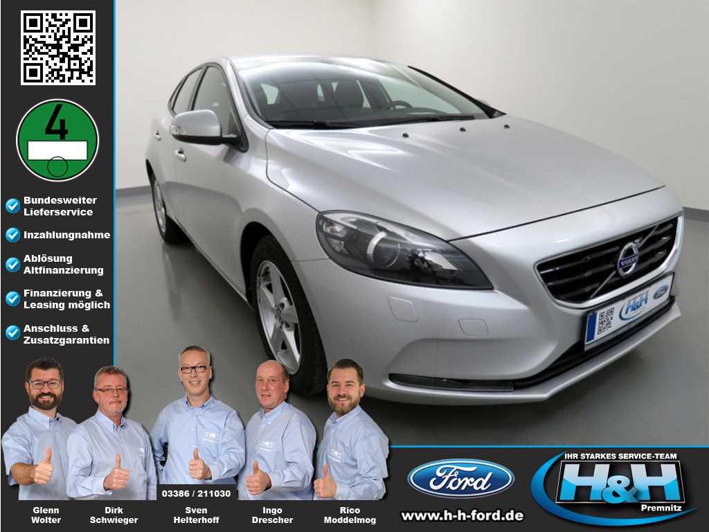 Volvo V40 2.0 D3 Autom. You (8-fach bereift+Kamera), Jahr 2015, Diesel