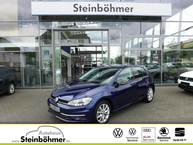 """Volkswagen Golf IQ.DRIVE 1.0TSI Navi Blindspot 17""""Dijon, Jahr 2019, petrol"""