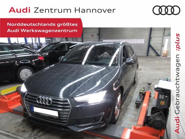 Audi A4 Avant 2.0 TDI sport, S-line, Pano, ACC, Teilleder, Navi, Xenon, Jahr 2016, Diesel