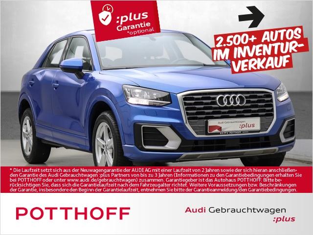 Audi Q2 1.6 TDi sport AHK Bluetooth Klima Einparkhilfe, Jahr 2018, Diesel