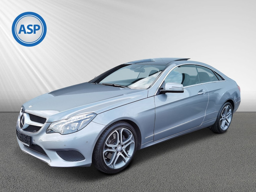 Mercedes-Benz E 320 Coupe LED+LEDER+HARMAN-KARDON+ATTENTION-ASSIST, Jahr 2015, Benzin
