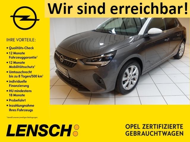 Opel Corsa F 1.2 Elegance KLIMAAUTOM+SITZHZ+PDC+AWR, Jahr 2019, Benzin