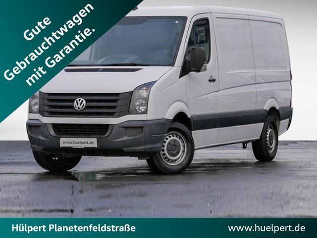 Volkswagen Crafter 35 Kasten 2.0 TDI MR EcoProfi Grundpaket RADIO AHK STHZ, Jahr 2014, Diesel