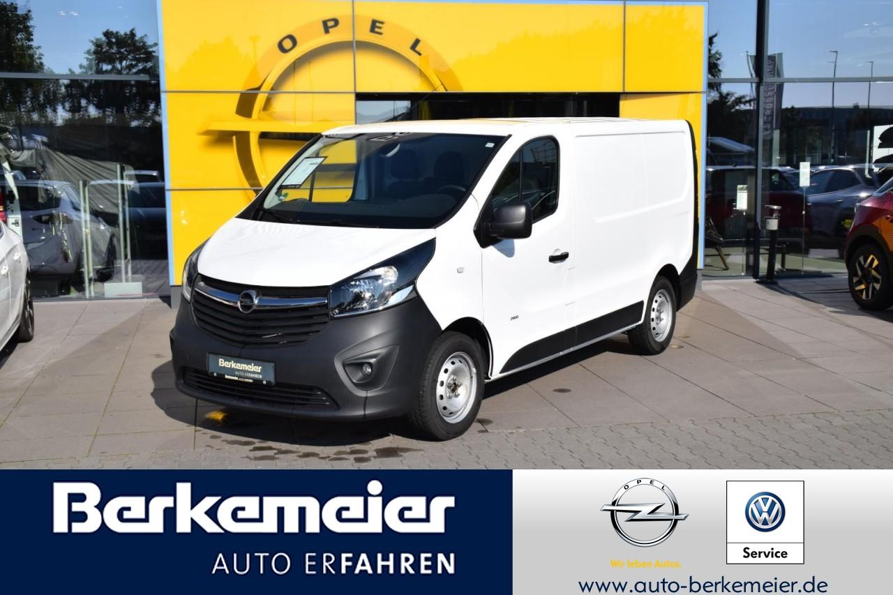 Opel Vivaro B 1.6D L1H1 2,9t **Navi/Klima/Parkpi**, Jahr 2017, Diesel