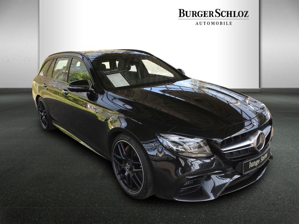 Mercedes-Benz E 63 T AMG S 4MATIC+ Sitzklima/Drivers P., Jahr 2018, Benzin