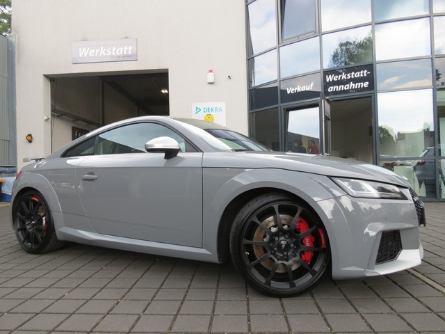 Audi TT RS Coupe MATRIX B&O/VIRTUAL/MAGNETICRIDE/SOUN, Jahr 2017, Benzin