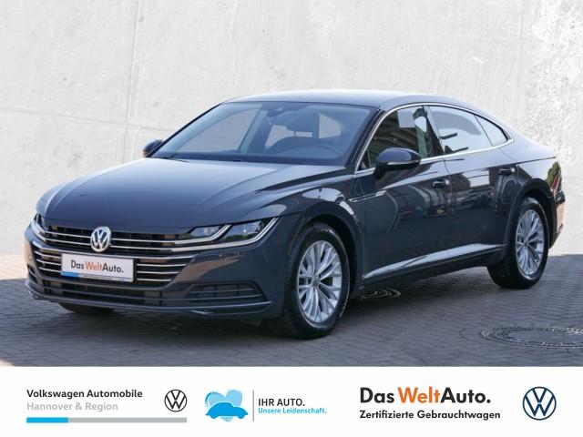 Volkswagen Arteon 2.0 TDI DPF LED GRA Klima FrontAssist LaneAssist, Jahr 2019, Diesel