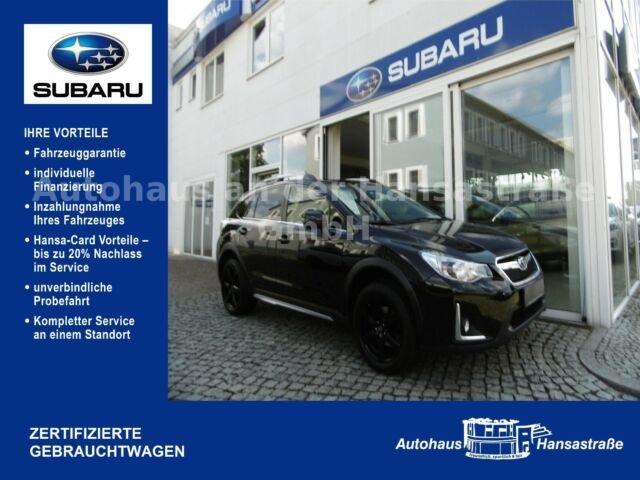 Subaru XV 2.0i Exclusive + Automatik Leder Navi Xenon, Jahr 2017, Benzin