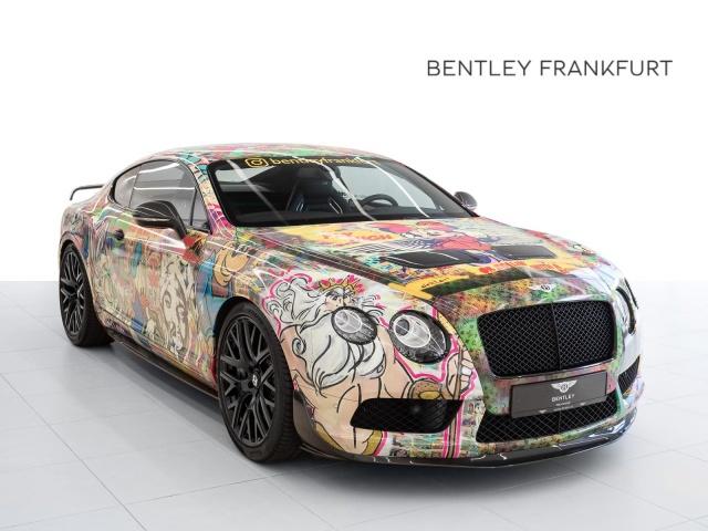 "Bentley Continental GT3-R ""deklart Edition"" UNIKAT, Jahr 2015, petrol"