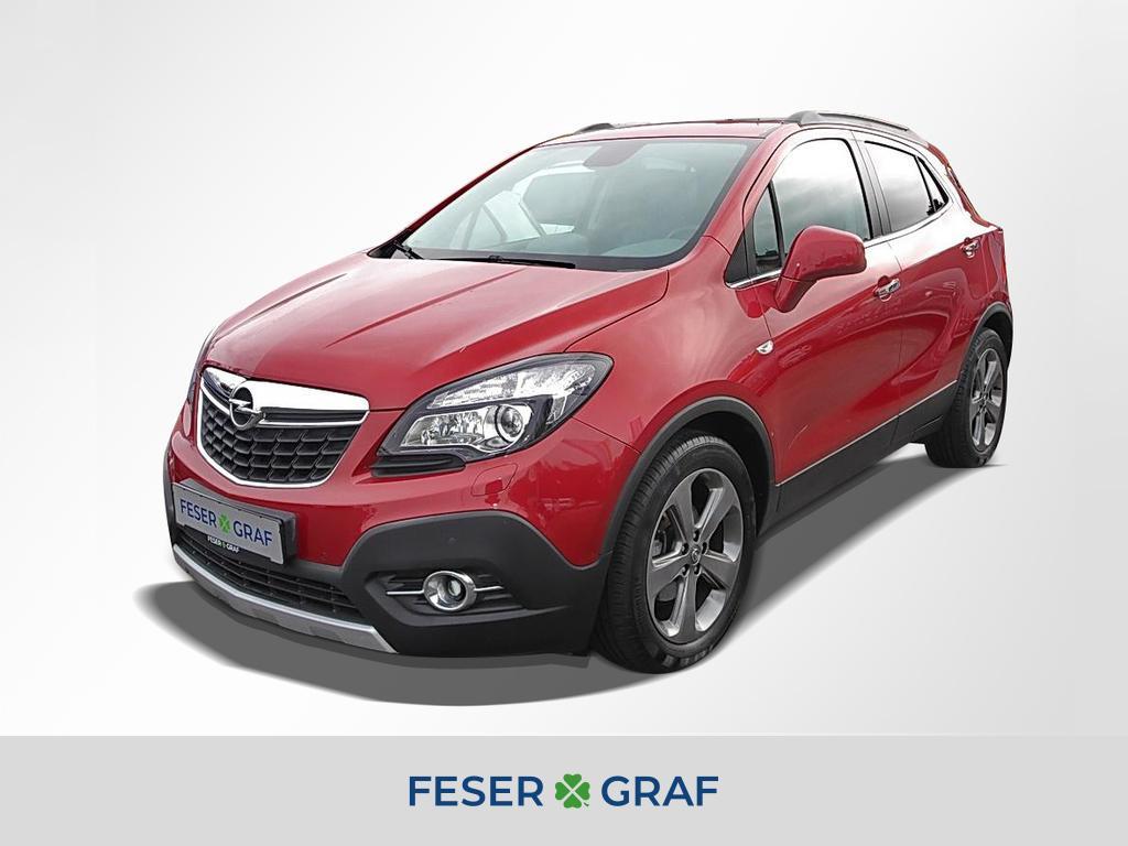 Opel Mokka 1.4 T Innovation 4x4, Jahr 2013, Benzin