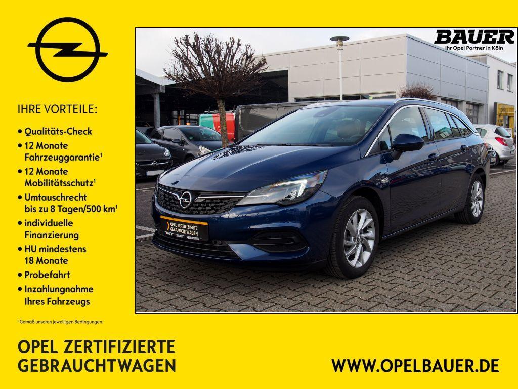 Opel Astra 1.2 Elegance Sports Tourer, Jahr 2020, Benzin