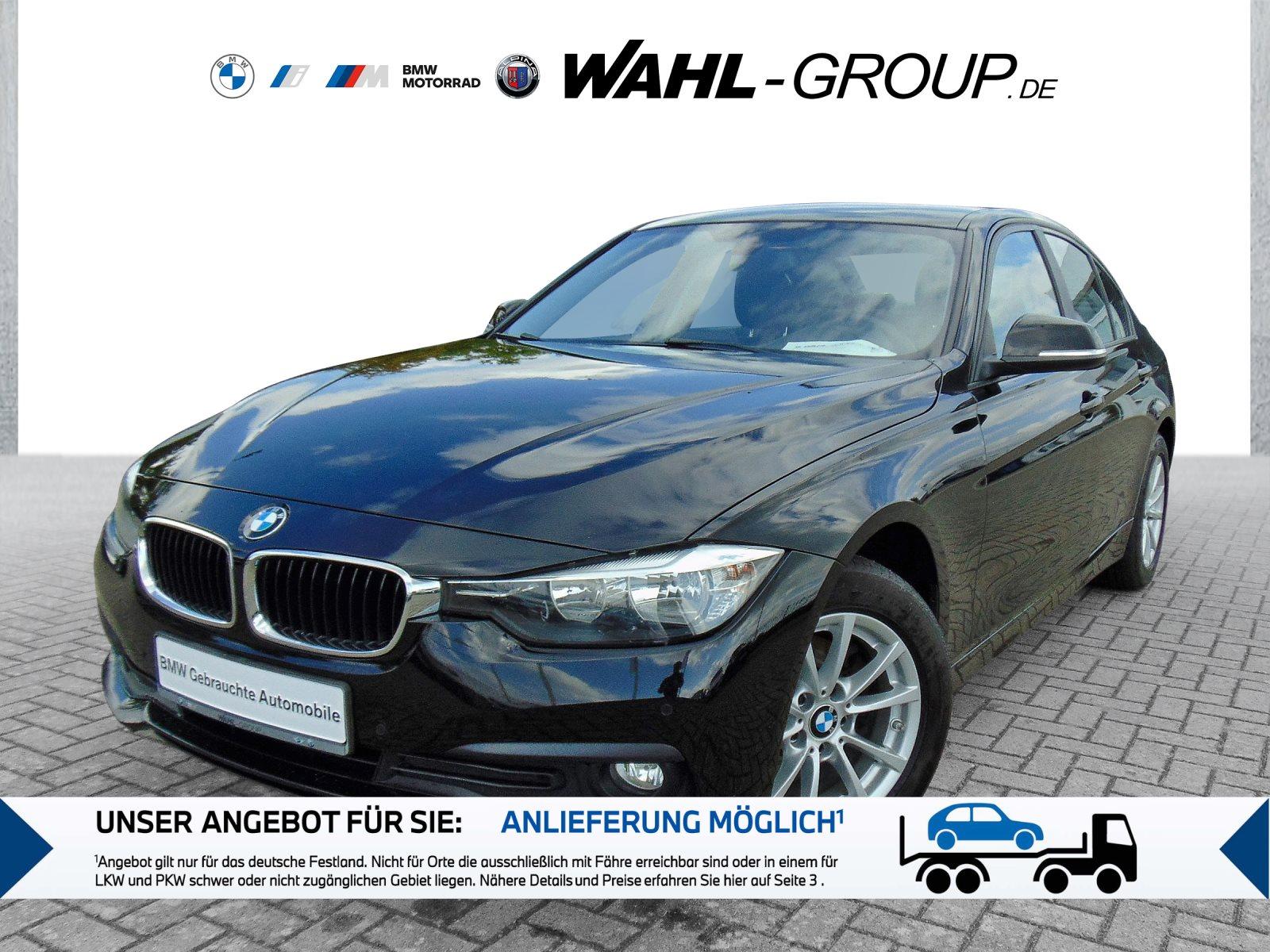 BMW 318i Limousine Advantage Navi Business Tempomat, Jahr 2016, Benzin