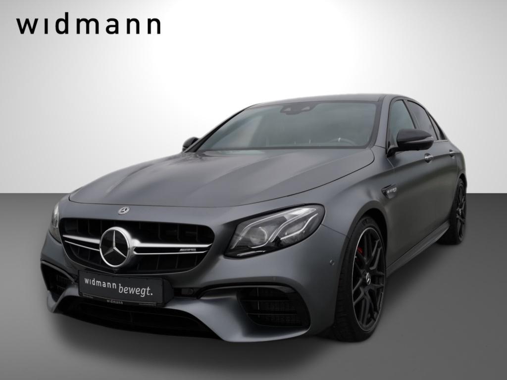 Mercedes-Benz E 63 AMG S 4MATIC+ *Sitzklima*Distronic*Memory*, Jahr 2018, Benzin