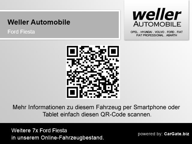 Ford Fiesta 1.6 Ecoboost ''ST'' Klimaautomatik Recaro Bluetooth, Jahr 2014, Benzin