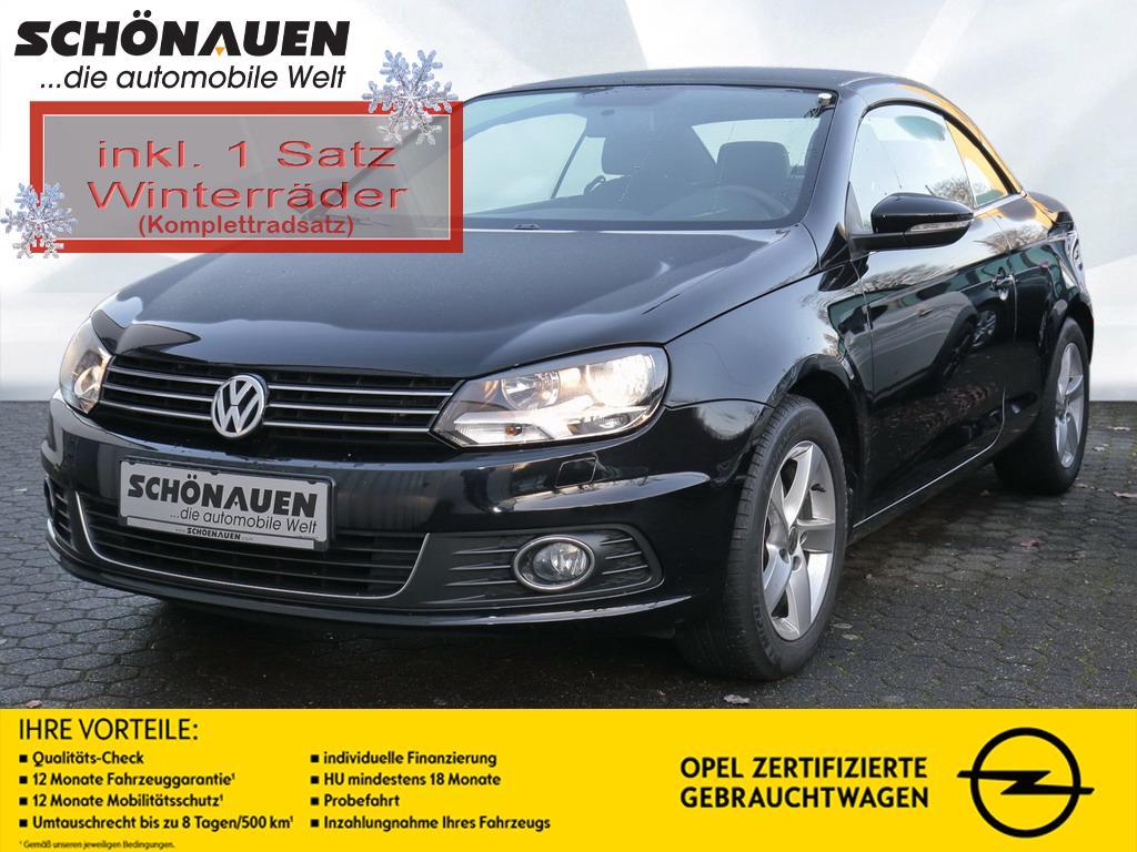 Volkswagen Eos 1.4T BMT +AHK+PDC+KLIMAANLAGE+SITZHEIZUNG++, Jahr 2014, Benzin