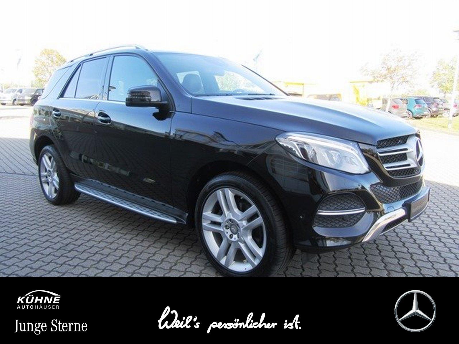 Mercedes-Benz GLE 350 d 4M+COMAND+20Zoll*LED+Easy+Trittbretter, Jahr 2015, Diesel
