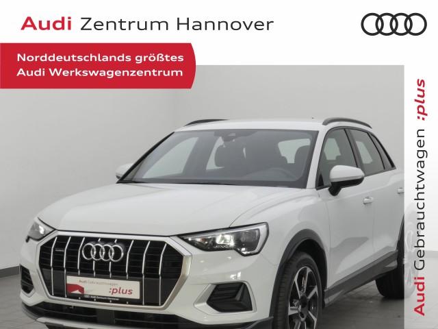 Audi Q3 advanced 45 TFSI qu.virtual AHK Leder ACC DAB, Jahr 2020, Benzin