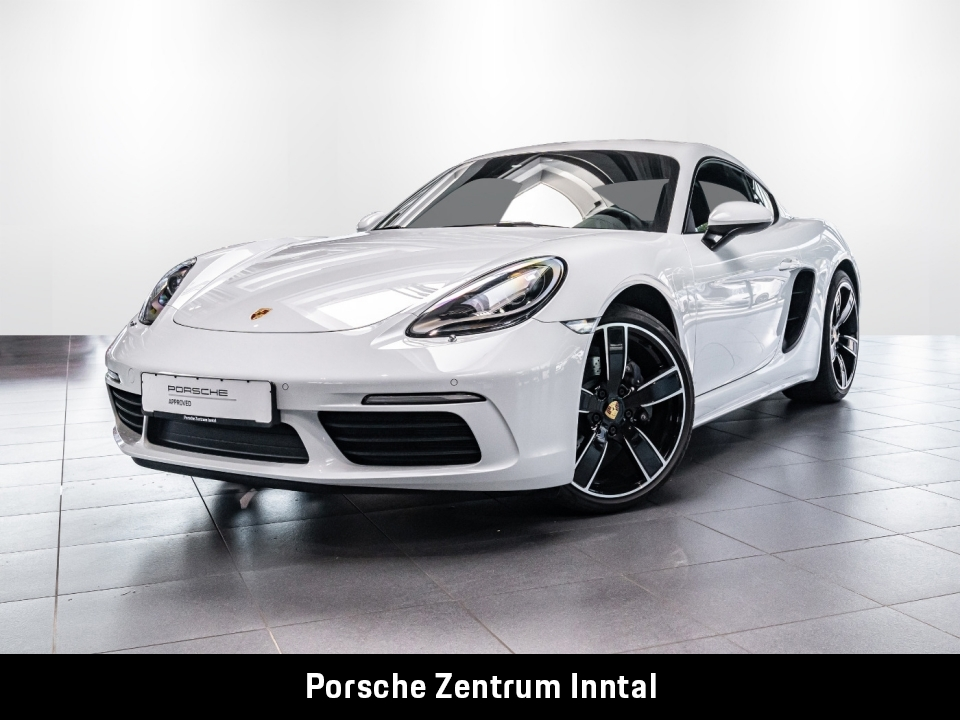 Porsche Cayman (718)   20-Zoll   SportabGas   Bi-Xenon, Jahr 2019, Benzin