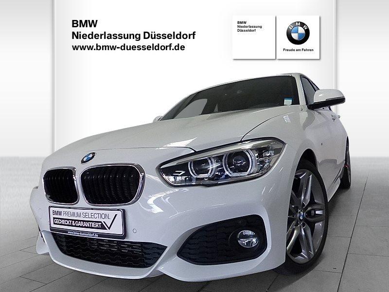 BMW 118i 5-Türer M Sportpaket, Jahr 2017, Benzin