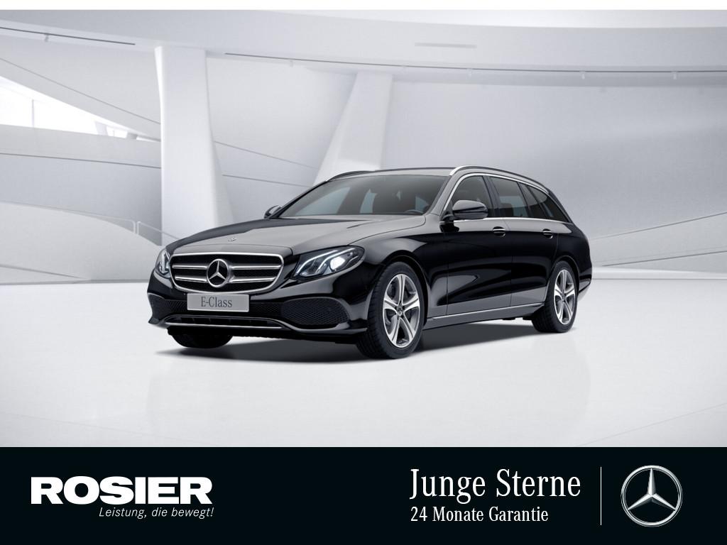 Mercedes-Benz E 400 d T 4M Avantgarde, Jahr 2018, Diesel