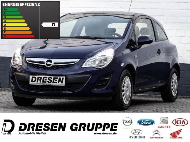 Opel Corsa D Selection 1.2 KLIMAANLAGE MP3 *SERVOLENKUNG*, Jahr 2013, Benzin