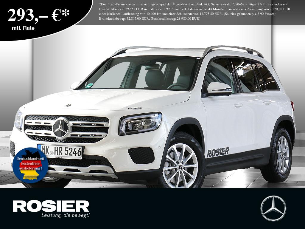 Mercedes-Benz GLB 180, Jahr 2020, Diesel