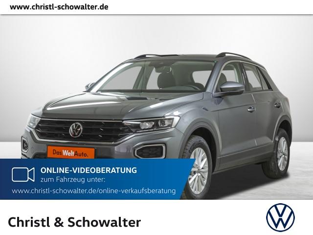 Volkswagen T-Roc Style 1.0 TSI LED ACC Climatronic Bluetooth, Jahr 2021, Benzin