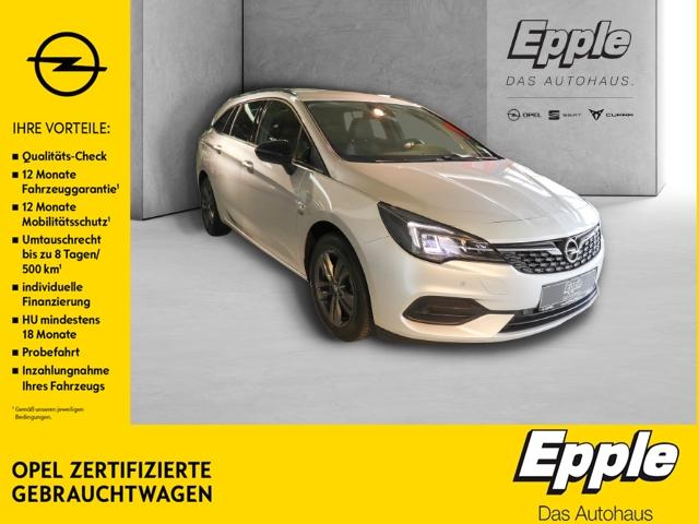 Opel Astra K Sports Tourer 2020 Start Stop 1.2 Turbo EU6d LED Navi PDCv+h LED-Tagfahrlicht, Jahr 2020, Benzin