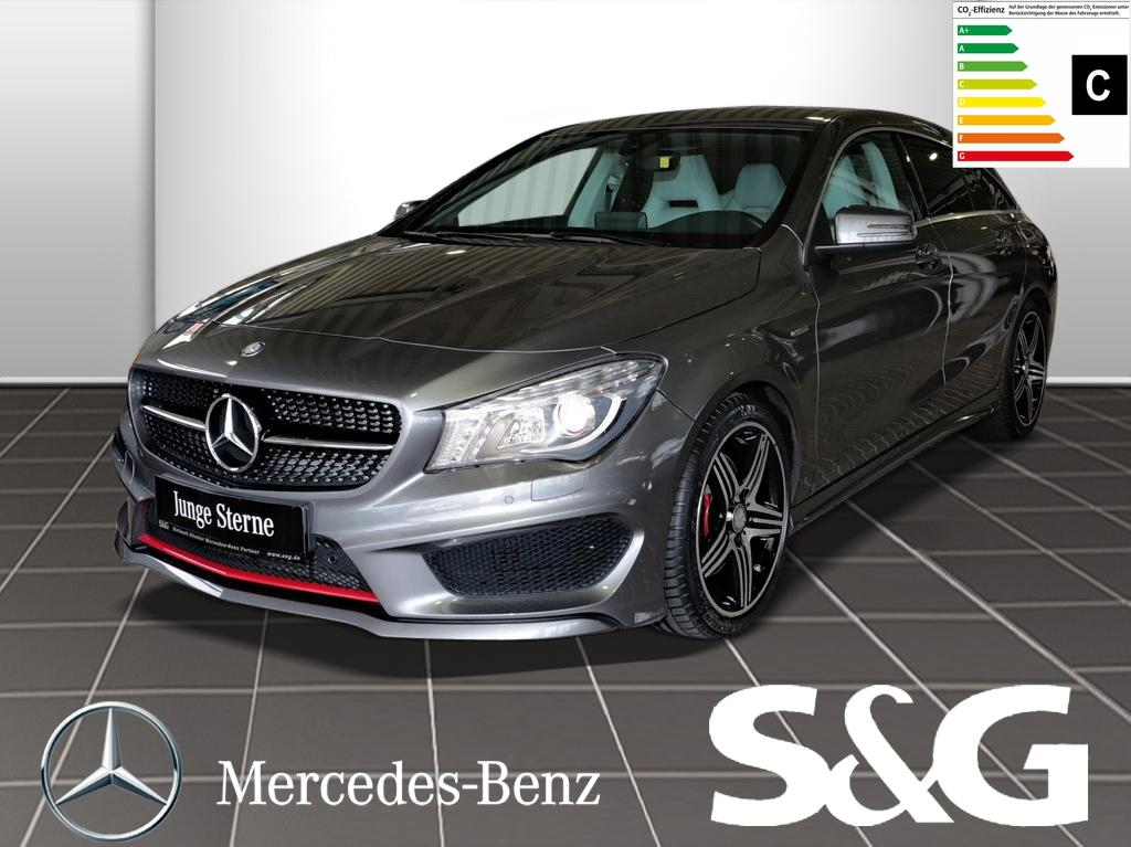 Mercedes-Benz CLA 250 Shooting Brake Sport 4MATIC Garmin/Parkt, Jahr 2015, Benzin