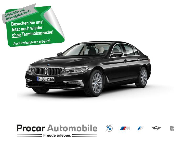BMW 520d xDrive DRIVING-ASSIST-PLUS+NAVI+LEDER+ADAPT.LED++, Jahr 2018, Diesel