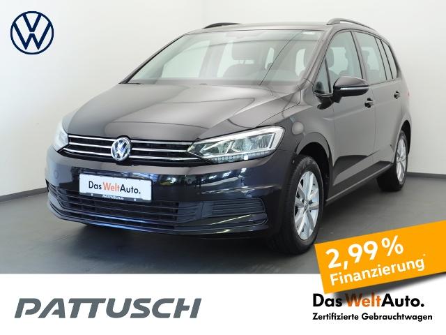 Volkswagen Touran 1.6 TDI Navi AHZV LED, Jahr 2016, Diesel