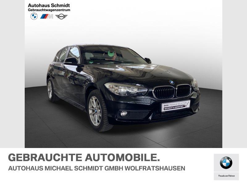 BMW 116d Lichtpaket*Tempomat*PDC*Bluetooth*, Jahr 2018, Diesel